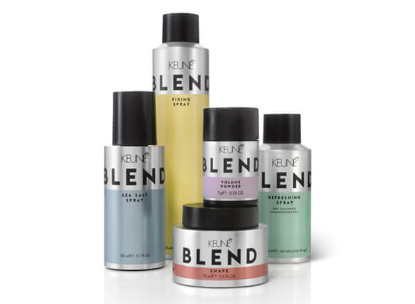 Blend Hair Products Plymouth