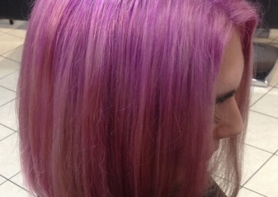 Hair Colour – Lilac