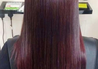 Colour Tint – burgundy