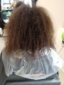 Before Keratin
