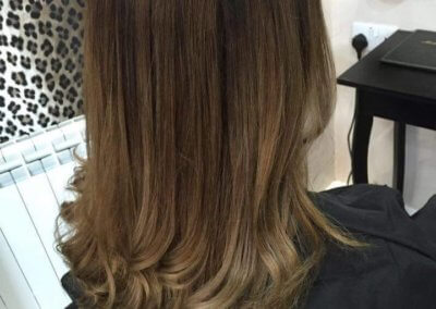 Ombre – natural browns & beige