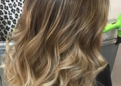 Hair Jungle Balayage Emily 2 with club cut 7.17