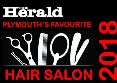Herald Fave Hair Salon logo