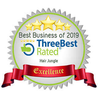Three Best Rated Logo 2019