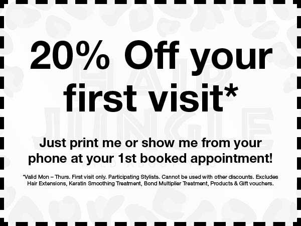 20 Percent Off Voucher Image
