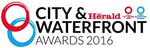City and Waterfront Awards Logo 2016