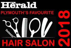 Herald Favourite Salon Logo 2018