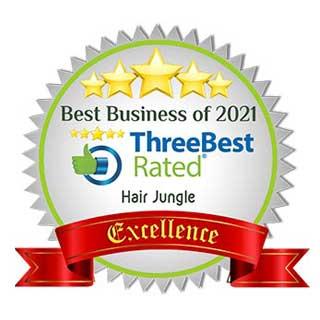 Three Best Rated Logo 2021