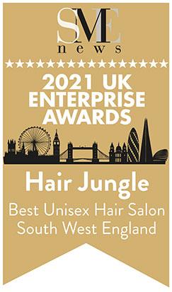 UK Enterprise Awards Winners 2021 logo